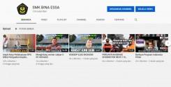 Youtube SMK BINA ESSA
